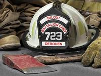 Biloxi Battalion Chief Derouen