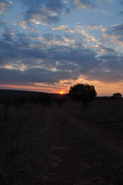 sunsets of africa 006