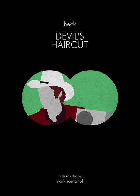 DEVIL'S HAIR CUT - BECK )Mark Romanek(
