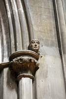 St. Patrick's Cathedral Face
