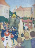 The Circus Day Parade