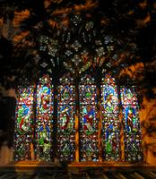 Stained Glass Window Christ Church Cathedral (1)