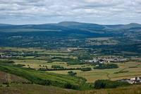 Taken from Rhigos mountain, Wales1