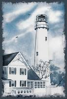 Fenwick Island Light House by Sharon Himes