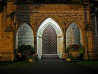 Front Door Christ Church Cathedral (1)