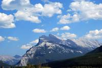 Mount Rundle Banff National Park Alberta Canada