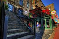 HDR River Street in Savannah