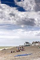 Aldeburgh Village and Beach