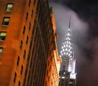 Chrysler Building...  Not So American Anymore