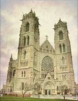 Cathedral Basilica of the Sacred Heart , Newark .