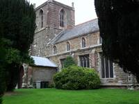 St. Helen's Church Willoughby Lincolnshire