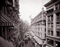 View up Washington Street, Boston, Mass. c1905