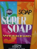 Super Soap Weekend