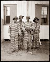 Southern Chain Gang c1900