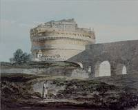 Castle of San Angelo, Rome by Joseph Turner