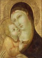Madonna and Child by Sano di Pietro