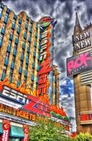 New York New York Vegas - HDR