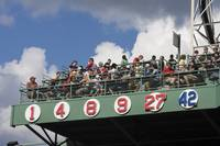 Fenway Right Field Tables