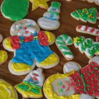 Christmas Cookies by Roger Dullinger
