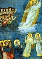 The Ascension of Christ (1302-1305)