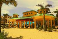 Beach Gazebo at Lauderdale By The Sea, Florida