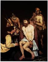 Christ Mocked by the Soldiers (1865)