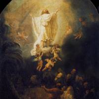 """The Ascension of Christ (1636)"" by ArtLoversOnline"