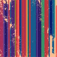 Abstract background with grungy stripes