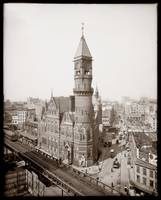 Jefferson Market Court House, New York City by WorldWide Archive