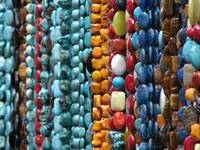 Colorful Stone Beads