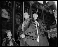 J Edgar Hoover gets honorary Law Degree