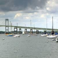 """""""Newport Bridge"""" by jkphotos"""