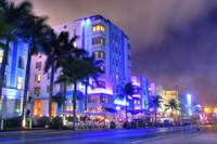 Ocean Drive at Night