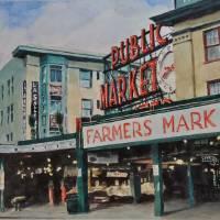 """Pike Place Market Seattle"" by JonBradham"