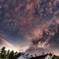 September Sky by Jim Crotty by Jim Crotty