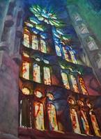 Sagrada Stained Glass