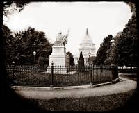 Capital Building by Brady c1860 by WorldWide Archive