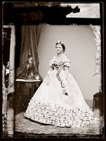 President Lincoln's Wife, Mary Todd 1818-1882 by WorldWide Archive