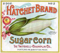 Hatchet Corn