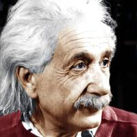 Einstein Art Prints & Posters by Raymond Payette