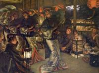 Prodigal Son in a Foreign Land by Tissot