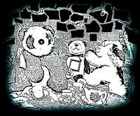Panda Bear Tea Party