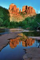 Cathedral Rock at Sunset, Sedona