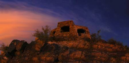 Dobbins Lookout, Phoenix, Arizona