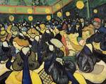 The Dance Hall at Arles by Vincent van Gogh Posters