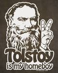 Tolstoy Is My Homeboy