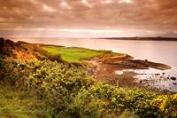12th hole at Ardglass Golf Club, Northern Ireland