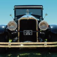 1928 Buick by John Tribolet