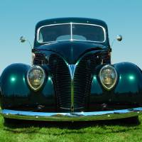 1937 Ford V8 by John Tribolet