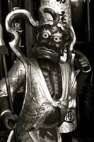 Thian Hock Keng Temple Figure, Singapore